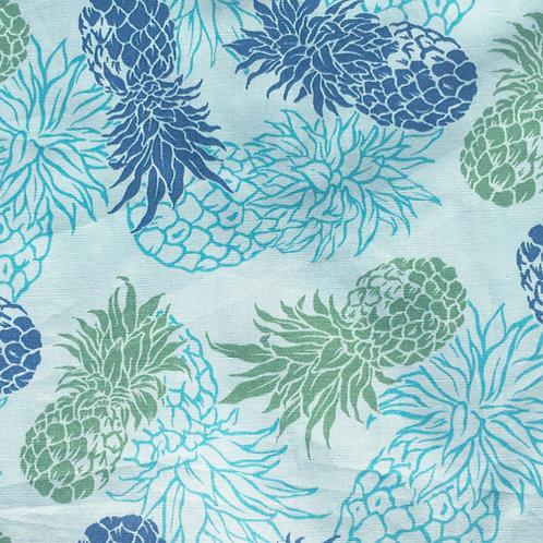 Turquoise Pineapple 2