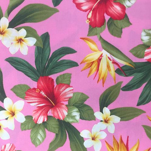 Pink Tropicals 2 Sundress
