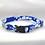 Thumbnail: Blue Hibiscus 4 Collar