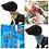 Thumbnail: Turquoise Surfboard 3 / Beige Coffee Bandanna
