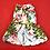 Thumbnail: Cream Byrds Sundress