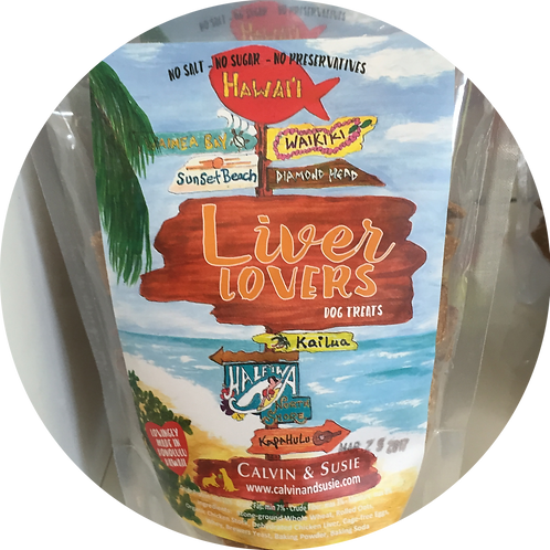 Liver Lovers Original Pet Treat