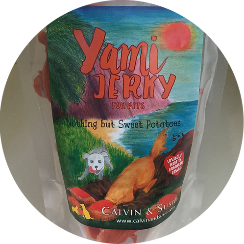 Yami Jerky Original Pet Treat