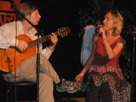 Gary & Eva Performing Out of Country.JPG