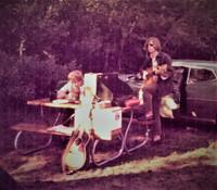 John Graham & Gary, 1970.jpg