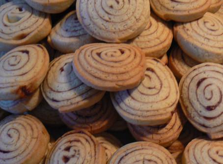 GUILLAUME LE CONQUÉRANT -  Biscuit roulé à la Framboise