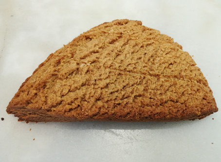 VIKINGS -  Biscuit à la Cannelle, farine de Seigle bio