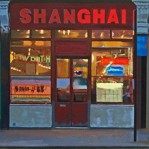 Shanghai, Dalston by Gethin Evans