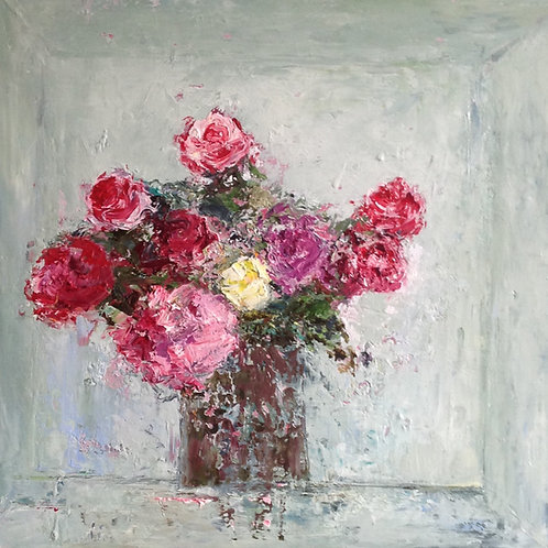 Roses by Lorraine Wake