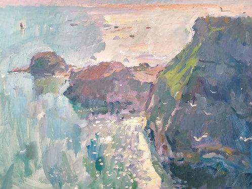 Yorkshire Coast by Andrew Farmer
