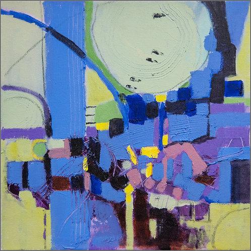 Urban I by Gerry Halpin MBE