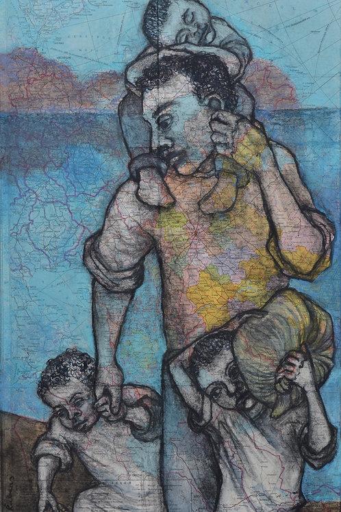 Kin by Sula Rubens A.R.W.S.