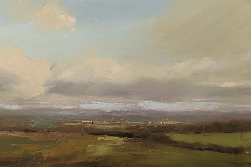 Skyline, Horrocks Wood, Manchester by Michael J Ashcroft