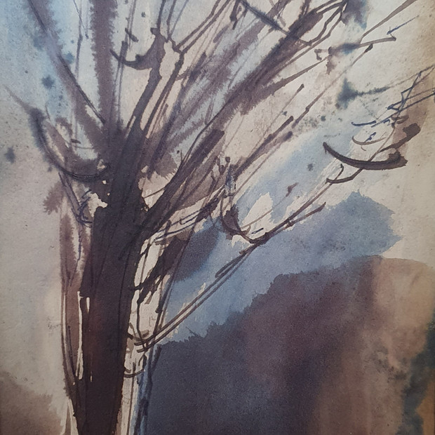 The Beatles Tree (A Side) - Stuart Sutcliffe (1940 - 1962)