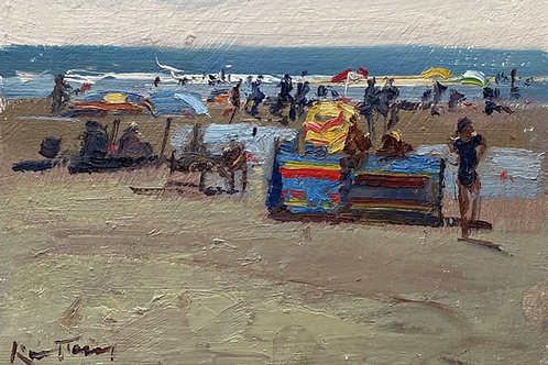 Beach Life 2 by Karl Terry
