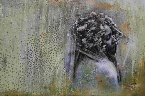 Emerging Figure Four by Scott Tetlow