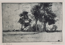 Near Blackmore - Robert Graham Dryden Alexander (1875 - 1945)