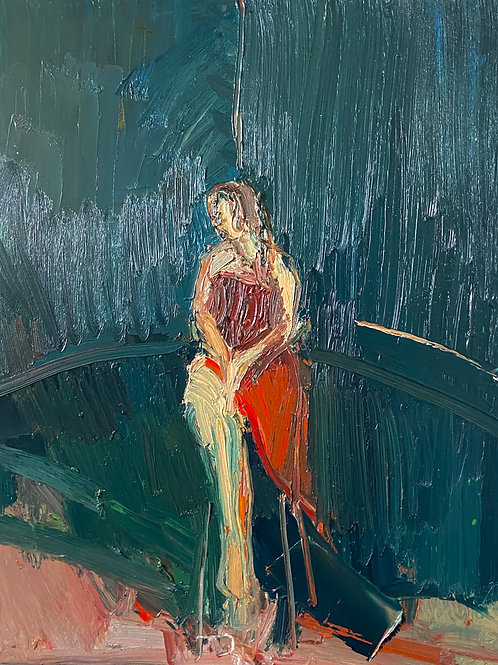 The Jazz singer by Paul Wadsworth