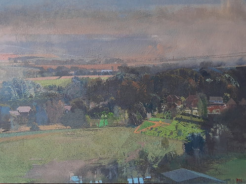 Down the Valley to the Sea by Paul Newland