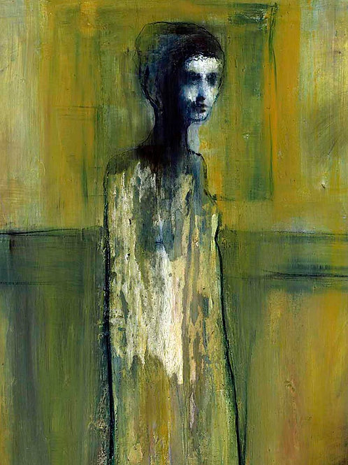 Evening Solitude by Cliff Warner