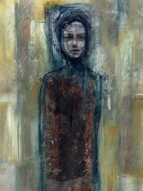 Solitude study 21 by Cliff Warner
