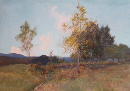 The Brook - Sir Alfred East (1844 - 1913)
