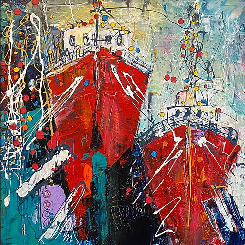 Dry Dock by Martin John Fowler