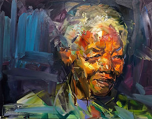 The dying of the light (mandela) by Paul