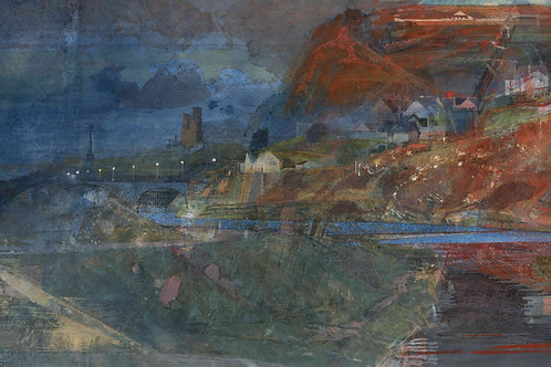 'Rivers Run...' Ceredigion by Paul Newland