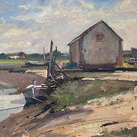 The Boat Shed, Norfolk by Karl Terry.jpg