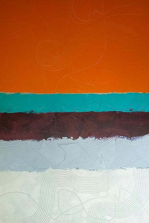 Beach Ramble by Gerry Halpin MBE