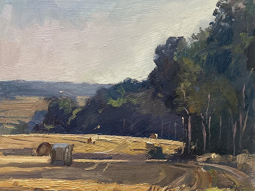 Harvest Shadows by Karl Terry