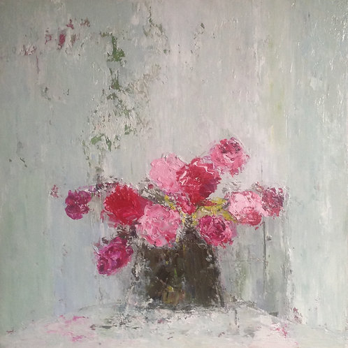 Winter Roses by Lorraine Wake
