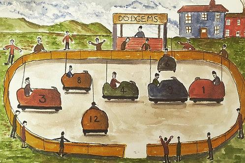 Dodgems by David J Ansell