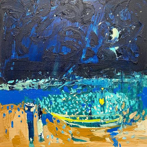 Night fisherman by Paul Wadsworth