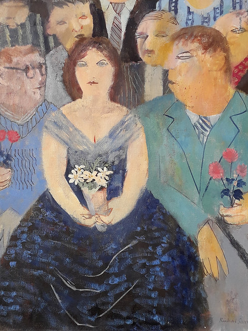 A Woman and some Men by Richard Sorrell