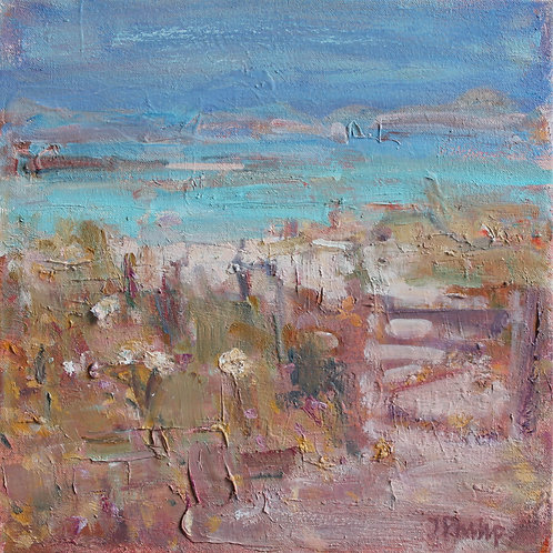 Gate to the Beach by Jackie Philip