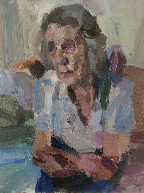 Waiting by Tim Benson