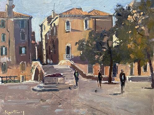 Campo Dei Gesuiti by Karl Terry