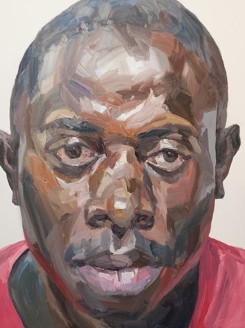 Mohammed, hygienist, Connaught Hospital, Sierra Leone by Tim Benson