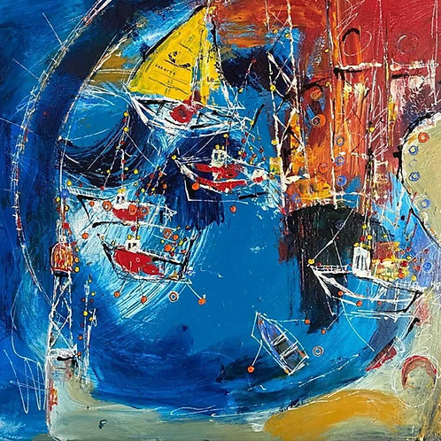 Ready to Sail by Martin John Fowler