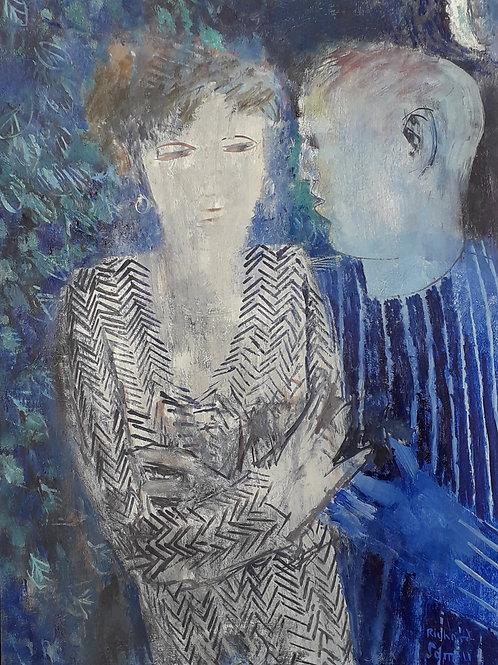 Moonlight by Richard Sorrell