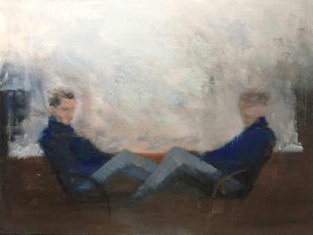 Twelve New Paintings by Annemarie Stanley - Now previewing at Oakham Contemporary