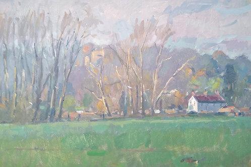 Winter Landscape by Andrew Farmer