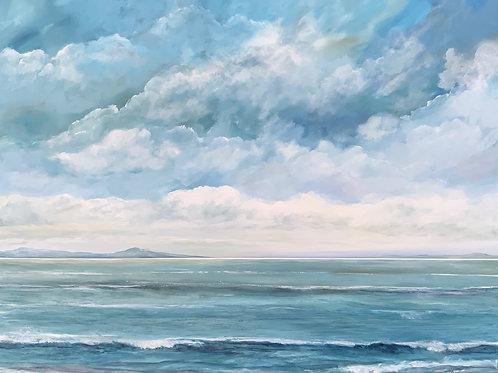 Island View by Lizzie McCorquodale