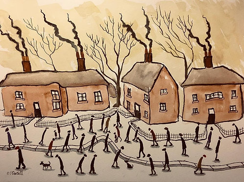Quirky Town by David J Ansell