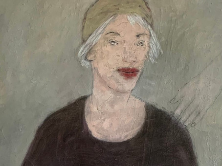 8 Paintings by Joyce Gunn Cairns MBE - Now previewing at Oakham Contemporary