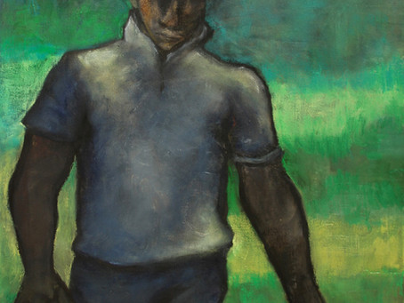 Sula Rubens' Cricket series now available at the Oakham Contemporary Gallery
