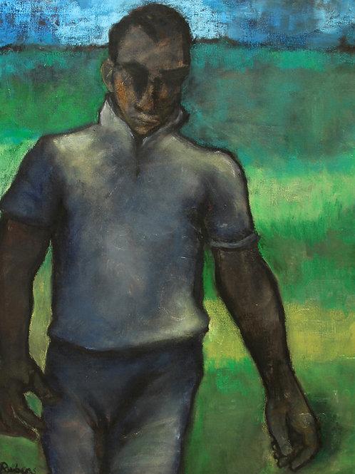 Player (Bowler) by Sula Rubens A.R.W.S