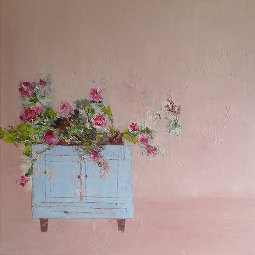 Pink Room by Lorraine Wake